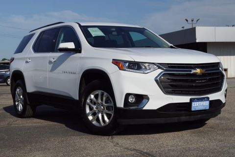 2019 Chevrolet Traverse LT
